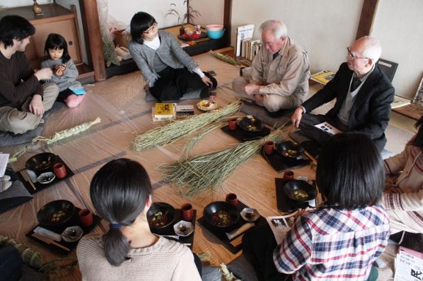 民具の茶話会イメージ