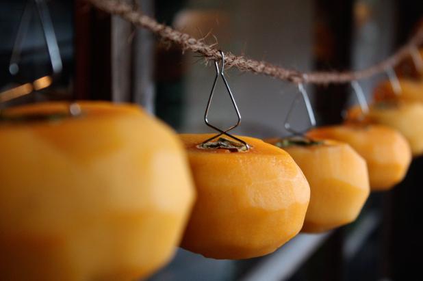 干し柿イメージ