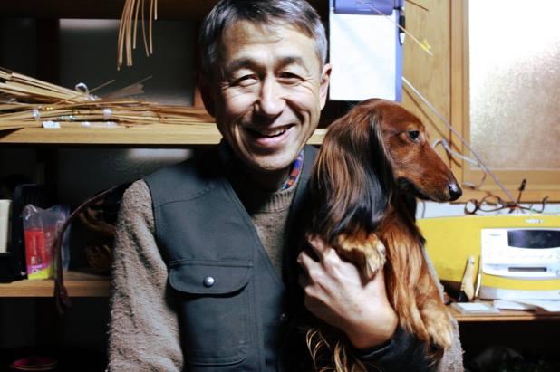 愛犬とあべさん