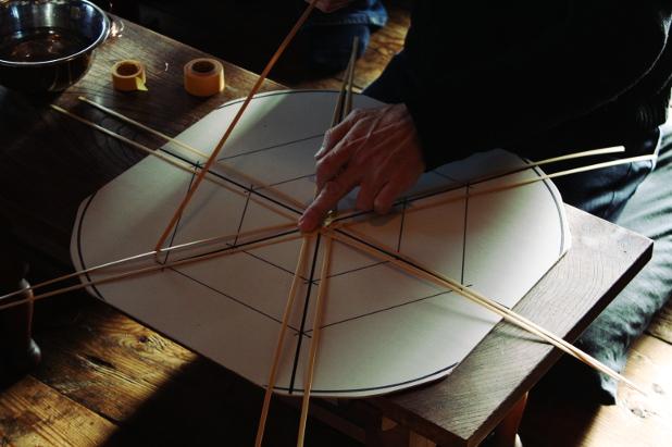 6角形をつくる