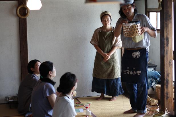 三原さん夫妻